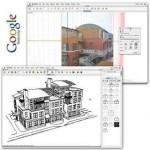Ací teniu un exemple del Google Sketchup