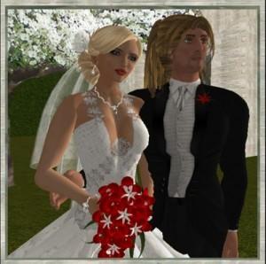 Noces a Second Life, altra forma de proclamar un enllaç a la xarxa